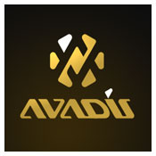 طراحی لوگوی آوادیس avadis