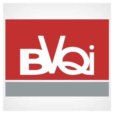 وکتور آرم BVQI (لوگوی لایه باز)