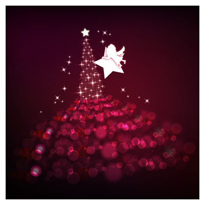 دانلود بنرهای لایه باز کریسمس (ai و pdf)