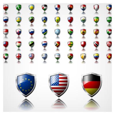 آیکون پرچم کشورهای جهان