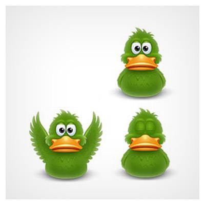 آیکون اردک