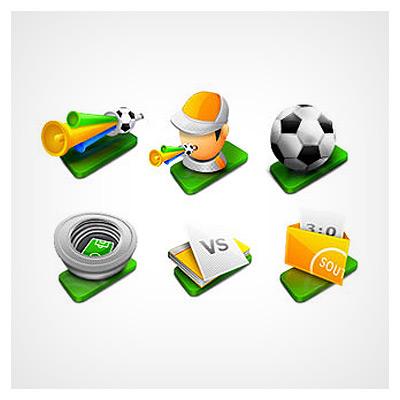 آیکونهای فوتبالی
