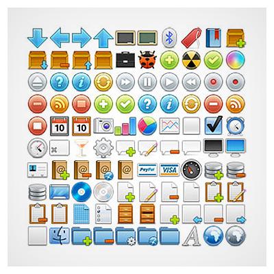 دانلود رایگان مجموعه 170 آیکون کاربردی مناسب برای طراحی صفحات وب ، ui نرم افزار و ...