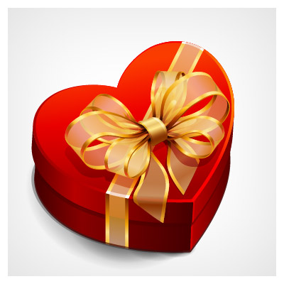 جعبه کادوی عاشقانه