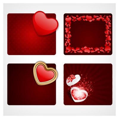 مجموعه بنر و کارت پستالهای عاشقانه توکتوری