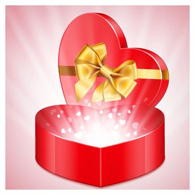 جعبه کادوهای عاشقانه