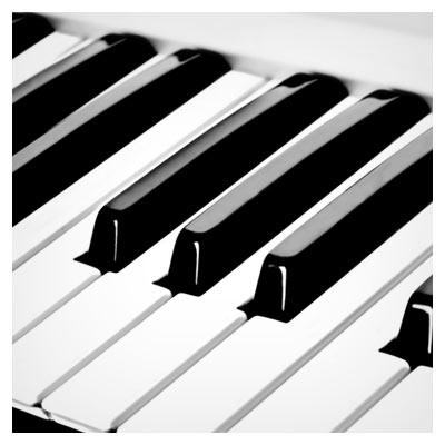 کلیدهای پیانو