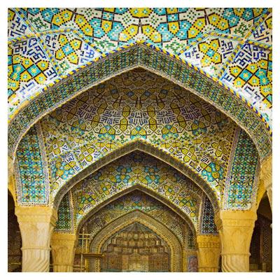 عکس با کیفیت مسجد وکیل شیراز