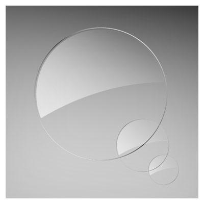 دانلود وکتور دایره های شیشه ای و شفاف