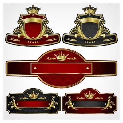 king label