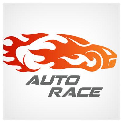 لوگوی ماشین و سرعت