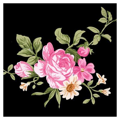 دسته گلهای فانتزی زیبا