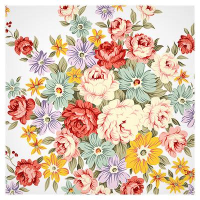 گلهای لایه باز مینیاتوری رز با کیفیت بالا