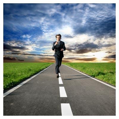در مسیر موفقیت
