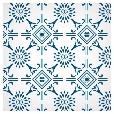 طرح پس زمینه با کیفیت از پترن تذهیبی اسلامی با فرمت jpg
