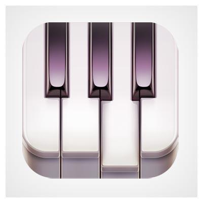 آیکون پیانو