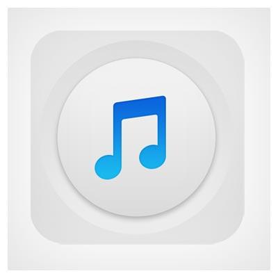 آیکون موسیقی
