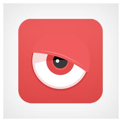 چشم قرمز