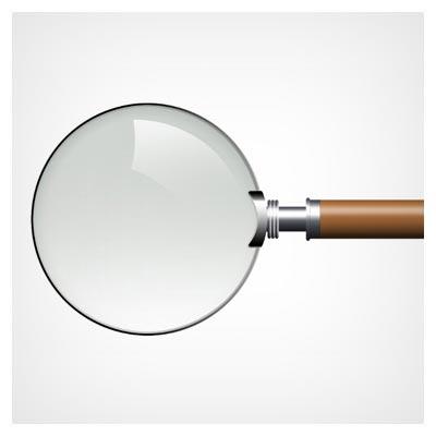 دانلود رایگان عکس با کیفیت از یک ذره بین با فرمت jpg