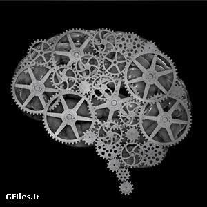 دانلود تصویر باکیفیت تبلیغاتی مغز آهنی به مفهوم انسان مدرن