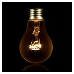 عکس با کیفیت لامپ