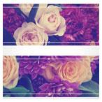بنر گل