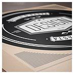 موکاپ جعبه آماده پیتزا با امکان درج لوگو روی جعبه (pizza box mockup)