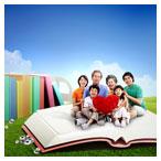 کتاب و خانواده