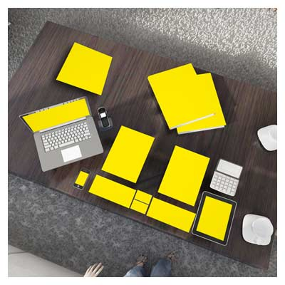مجموعه لایه باز موکاپ office set