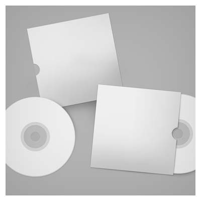 پیش نمایش لیبل سی دی