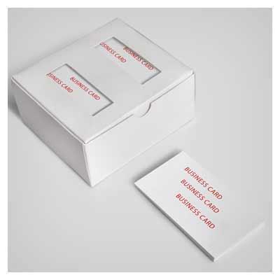 موکاپ جعبه کارت ویزیت