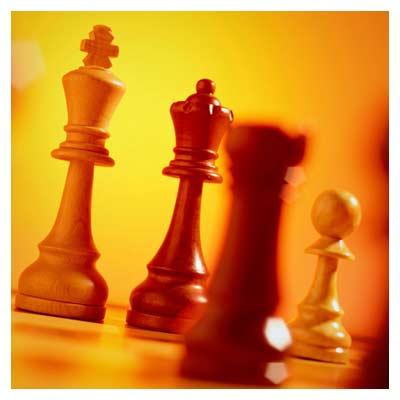 عکس با کیفیت صفحه شطرنج