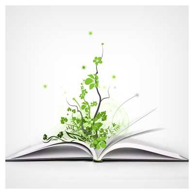 عکس کتاب و رشد