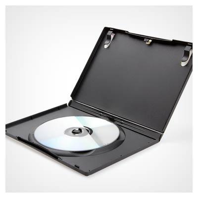 عکس با کیفیت جعبه دی وی دی