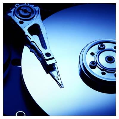 عکس با کیفیت دیسک سخت