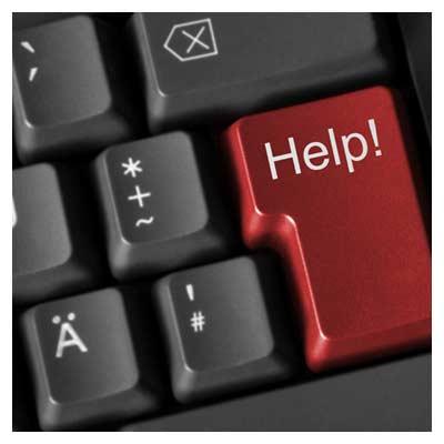 عکس کلید راهنمای صفحه کلید