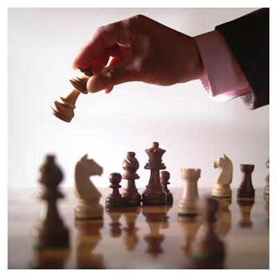 عکس با کیفیت بازی شطرنج