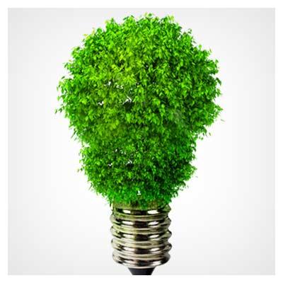عکس با موضوع لامپ کم مصرف و حفظ محیط زیست
