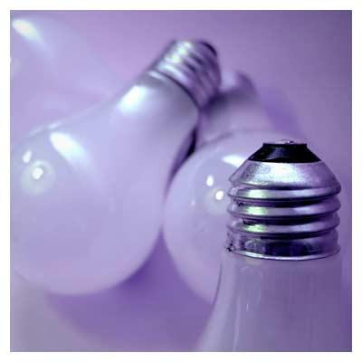 مجموعه لامپ های رشته ای