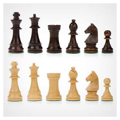عکس با کیفیت مهره های شطرنج