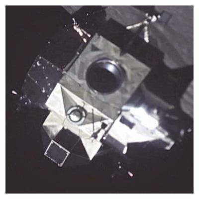 ویدئوی کوتاه از اولین سفر سفینه های فضایی به ماه
