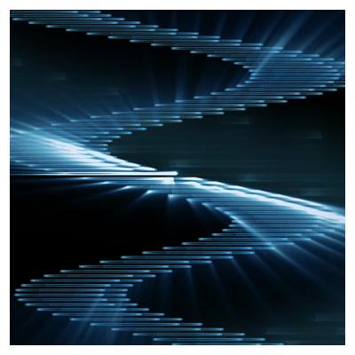 دانلود افکت ویدئویی و فوتیج آماده از حرکت DNA
