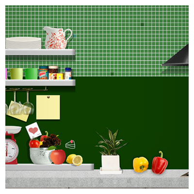 پی اس دی لایه باز وسایل آشپزخانه با کیفیت بالا