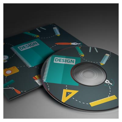 دانلود رایگان موکاپ (پیش نمایش) لیبل و کاور CD