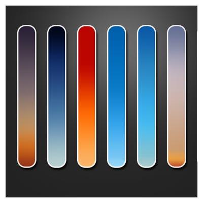 دانلود رایگان مجموعه 11 گرادینت فتوشاپ