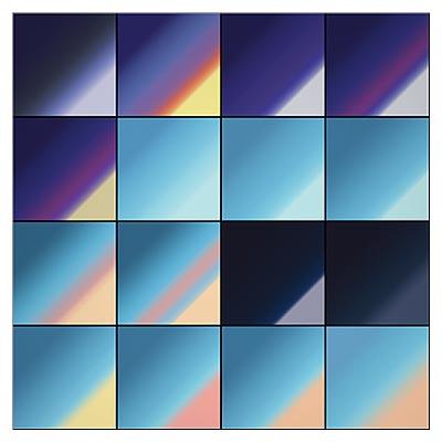 دانلود گرادینت متنوع شیشه ای (گرادینت فتوشاپ)