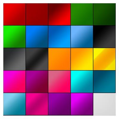 دانلود مجموعه Gradient را رنگهای متنوع و شاد