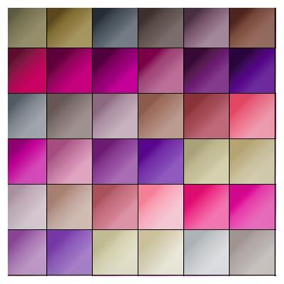 دانلود گرادینت با رنگ های ملایم و ملیح (تم صورتی بنفش)