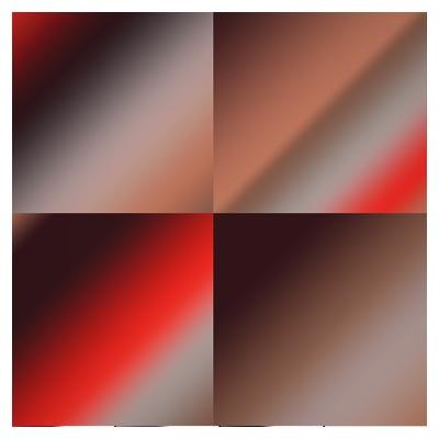 دانلود تدارج رنگ (گرادینت) مشکی و قرمز