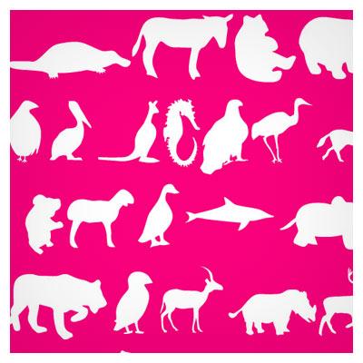 دانلود فونت حیوانات ( animals font)